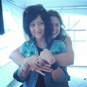 Véronique Marcotte + Roxanne Bouchard