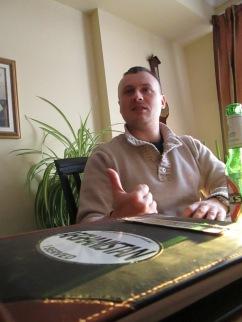 Andre Paulusz, COCIM
